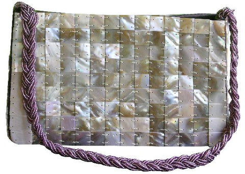 Simone Recycled Sea Shell Bag