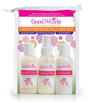 3 Step Skin Care Kit - for Oily Skin