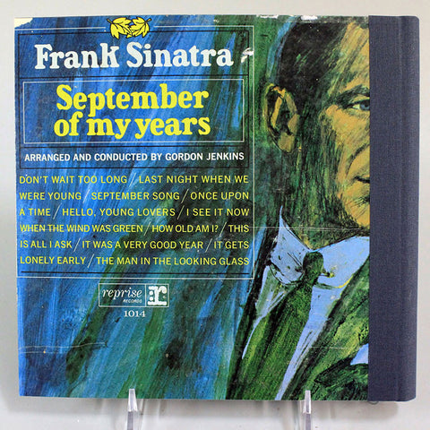 Vintage Vinyl Journal - Frank Sinatra - September of my Years