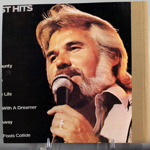 Vintage Vinyl Journal - Kenny Rogers - Greatest Hits