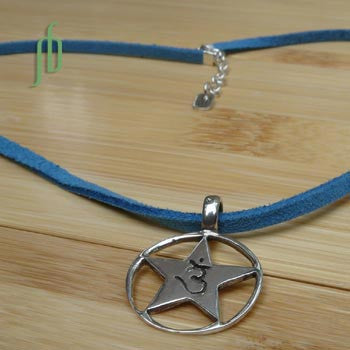 """Intuition"": Forehead Chakra Necklace"