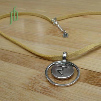 """Self-Esteem"": Solar Plexus Chakra Necklace"