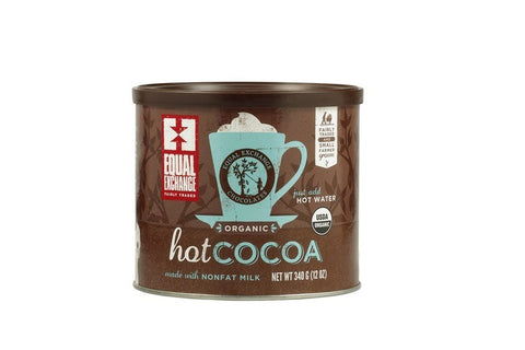 Organic Hot Cocoa Mix - Case of 6