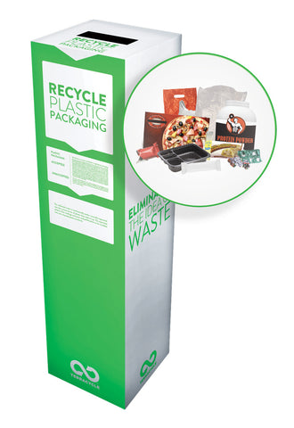 Plastic Packaging - Zero Waste Box