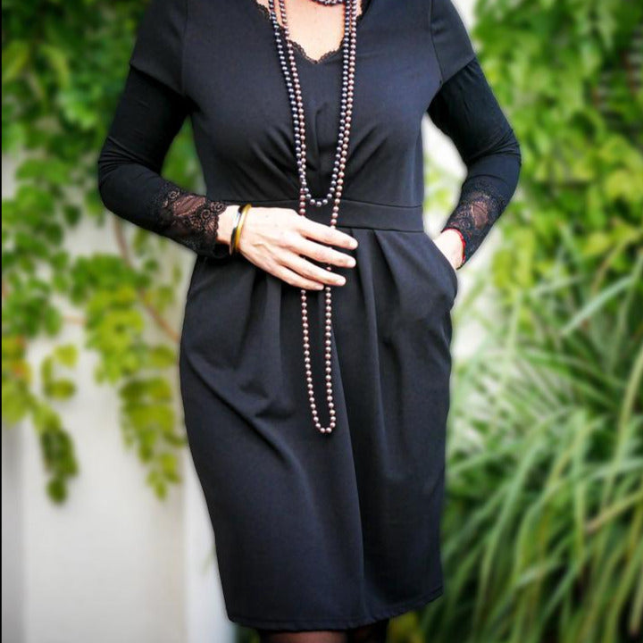 Robe RIO Made in France noire