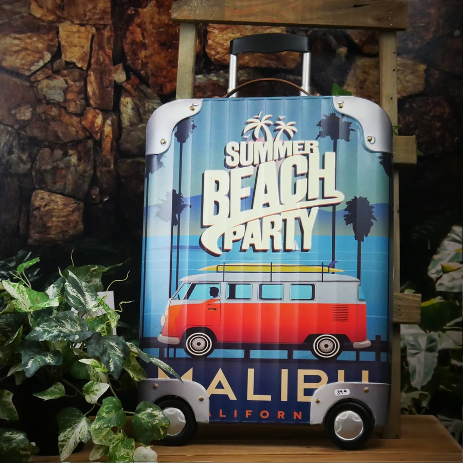 Valise de voyage Summer Beach Party
