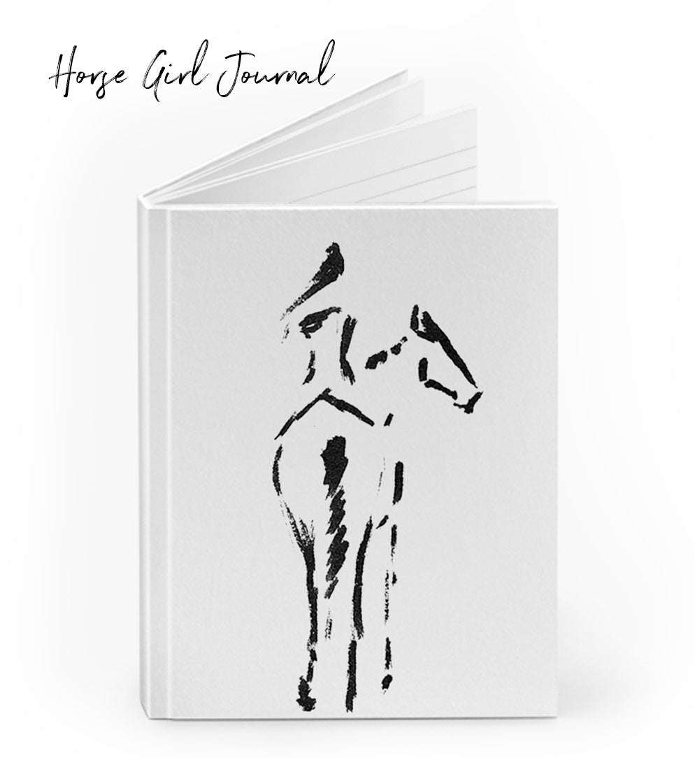 Wholesale Horse Girl Journal