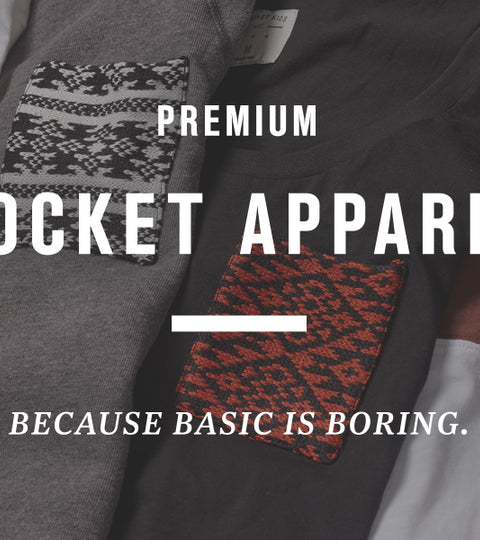Premium Pocket Apparel