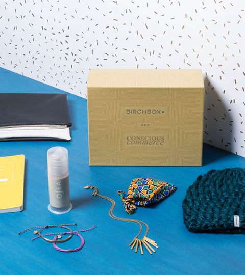 KK intl. + Conscious Commerce For Birchbox