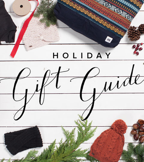 His & Hers Holiday Gift Guides
