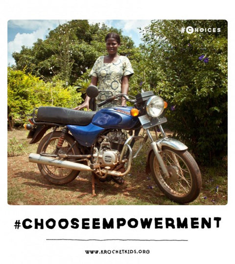 #CHOOSEEMPOWERMENT