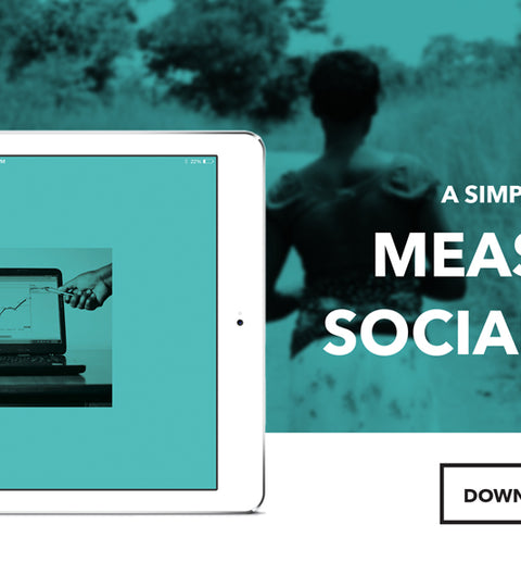 New E-book: A Simple Guide to Measuring Social Impact