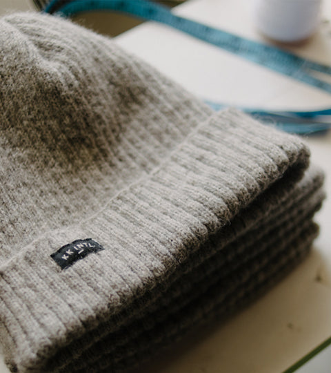 Now on Kickstarter: World's Greatest Beanie
