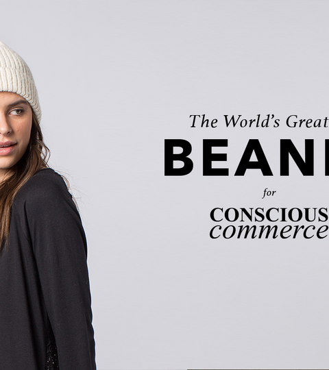 Limited Edition: WGB for Conscious Commerce