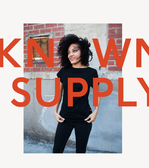 Welcome KNOWN SUPPLY