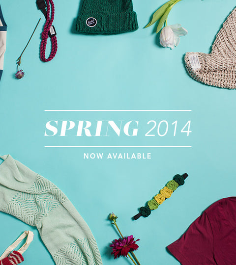 SPRING 2014 collection Launch