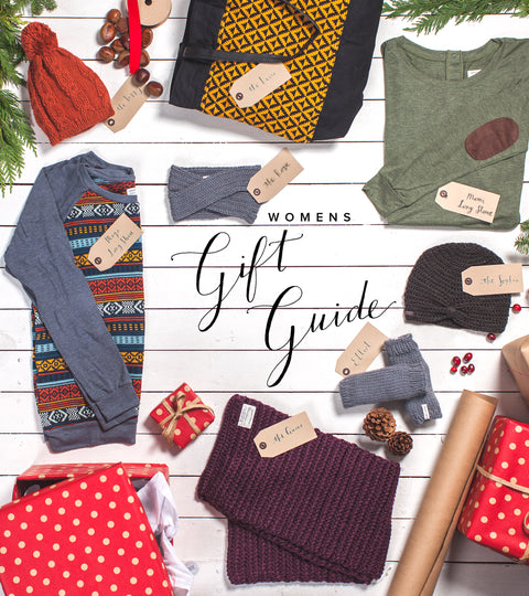 Holiday 2014 Women's Gift Guide