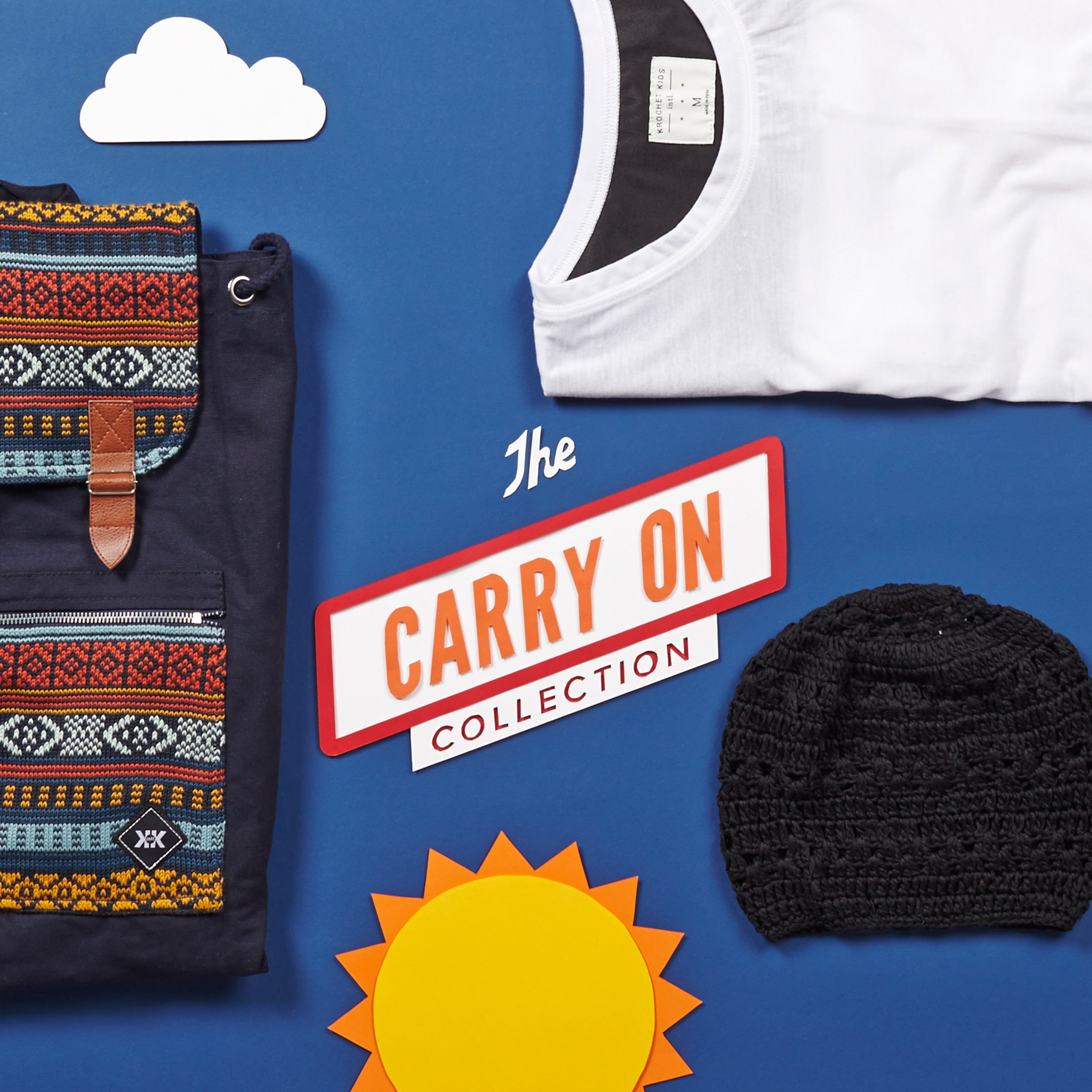 Carry On Collection - Krochet Kids intl.