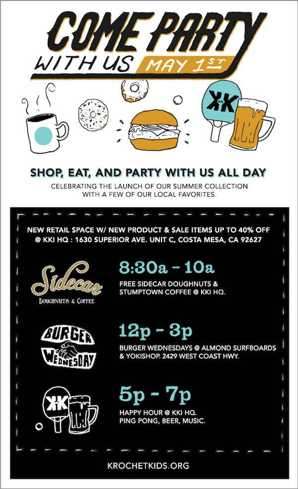 Summer Styles 2013 Launch Party Schedule