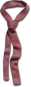 the Grant knit tie by Krochet Kids intl.