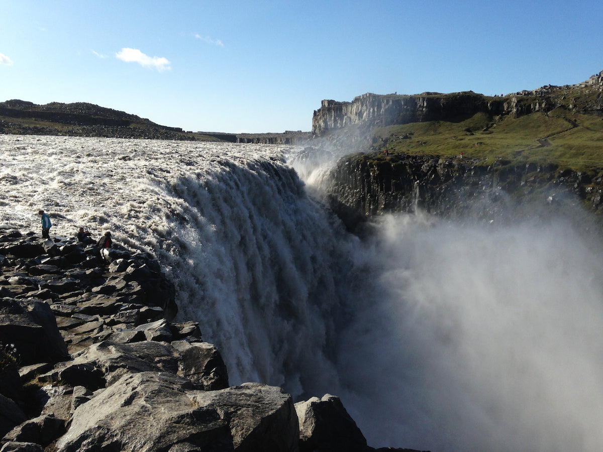 Visiting Iceland