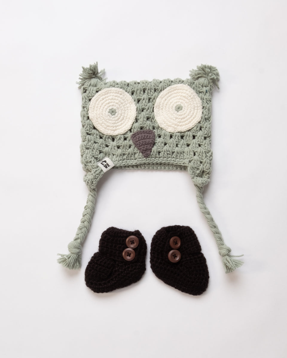 Hoot & Booties Bundle