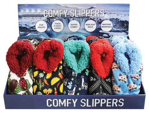 Comfy slippers from Aerial Australia