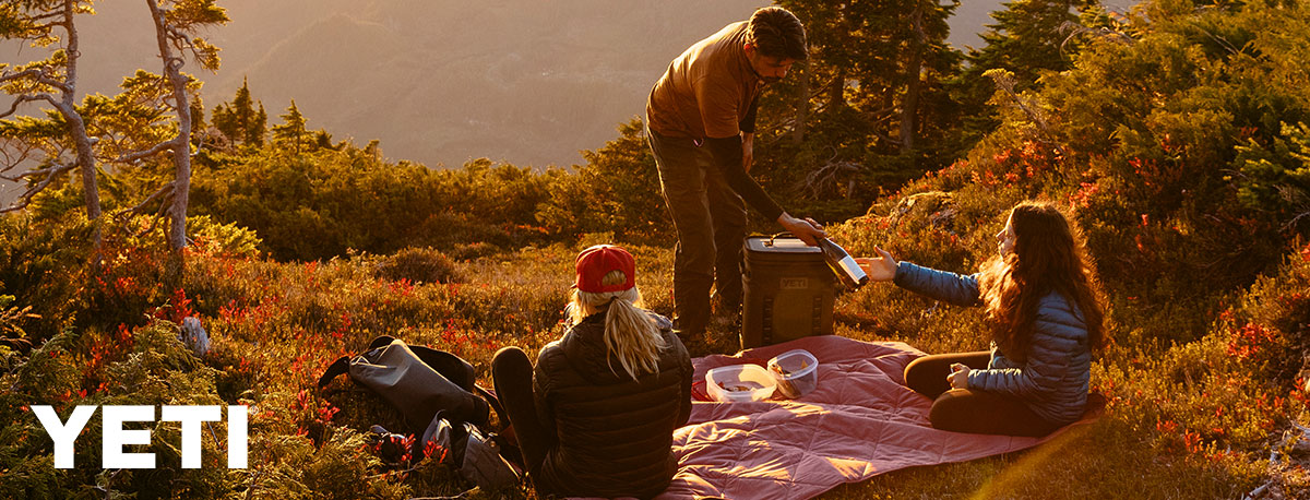 YETI outdoor living gear
