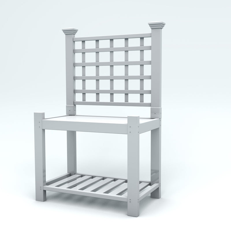 Burbank Deluxe Potting Bench