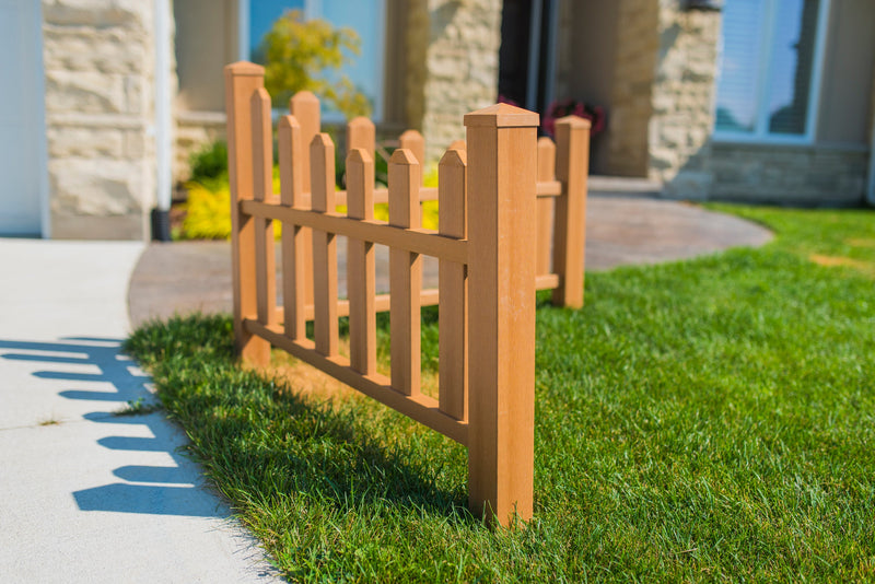 Composite Country Corner Picket