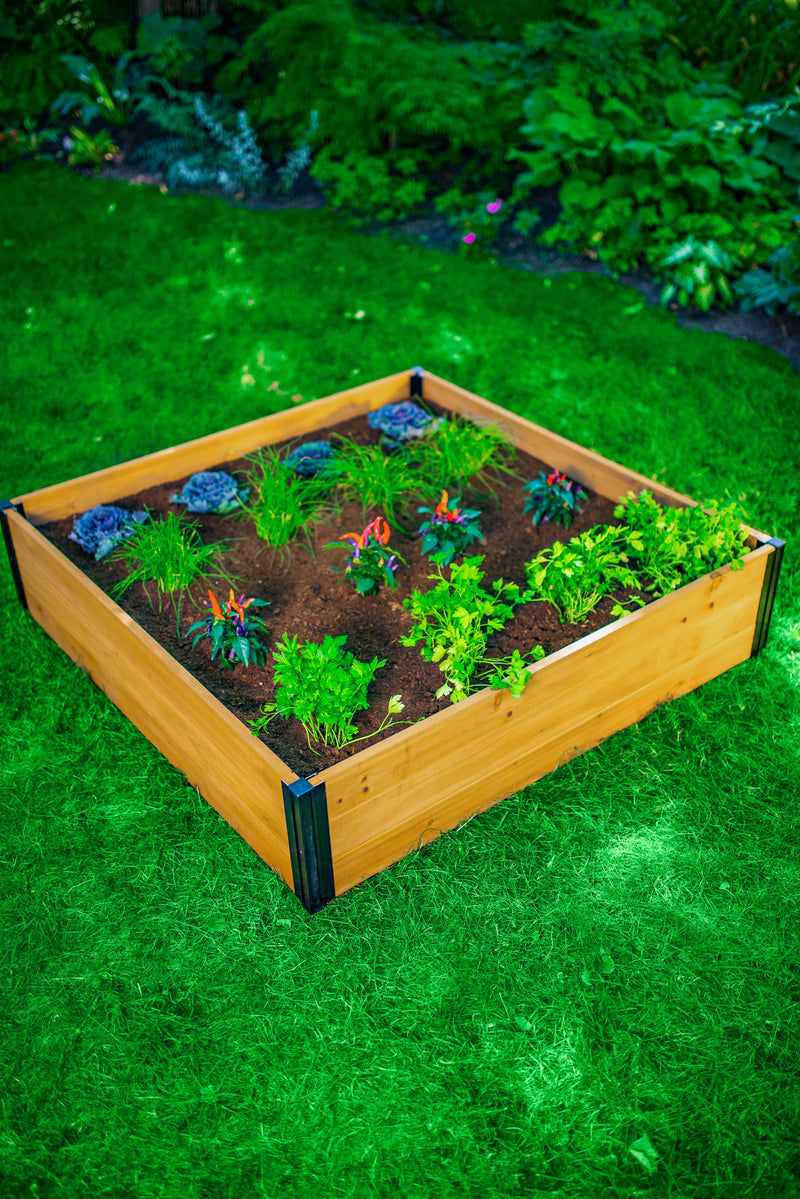 MEZZA 4x4x11 Garden Bed