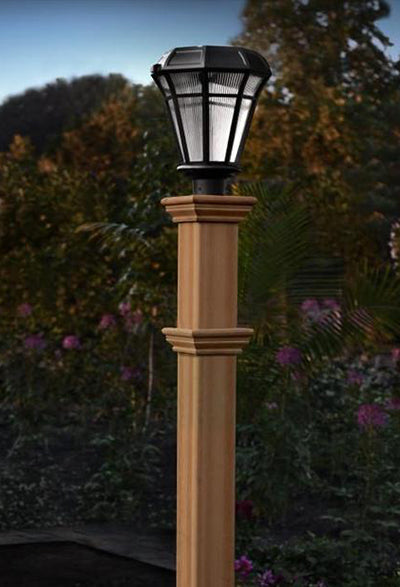 Burton Lamp Post