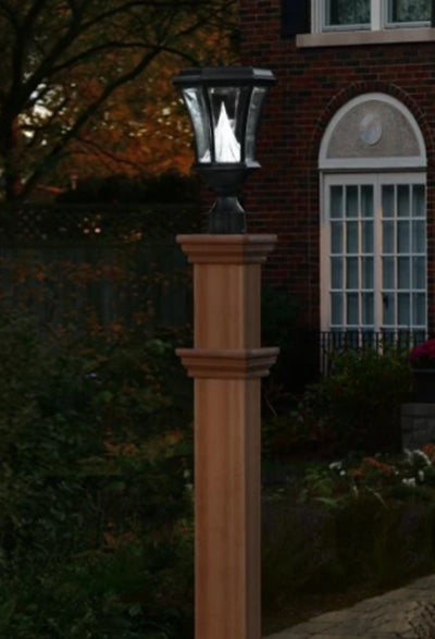 Charleston Lamp Post