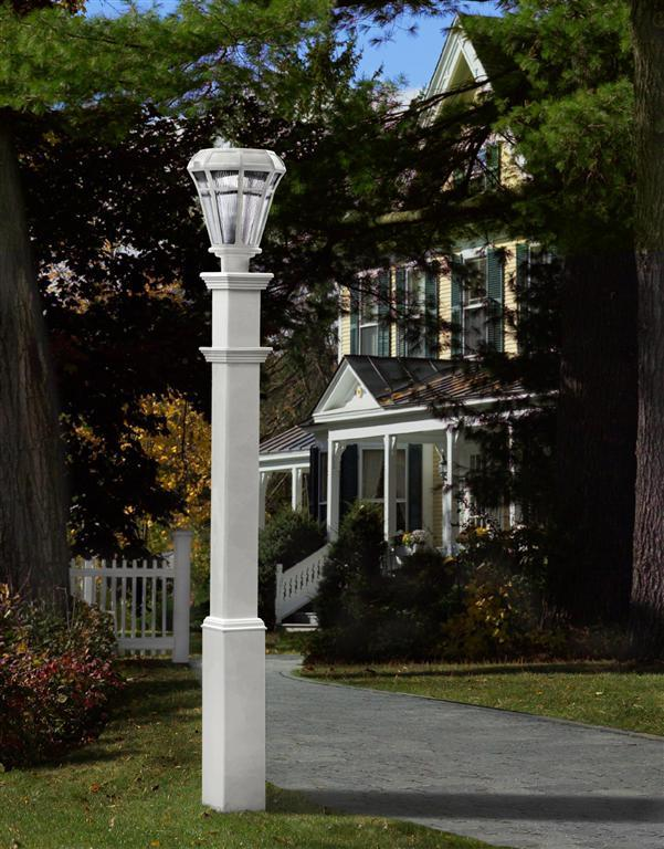 Sturbridge Lamp Post