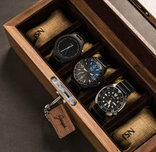 Load image into Gallery viewer, High quality luxury wooden watch box by nsjstylishstore