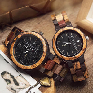 Personalized Wooden Couple Watch, Special Gift for husband, Gift for wife, Gift for Couple, Special Couple Watch, Anniversary Gift, Gift for him, Gift for her, Birthday Present for girlfriend