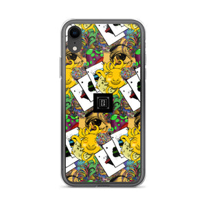 Psychedelic iPhone Case - FAC3LESS