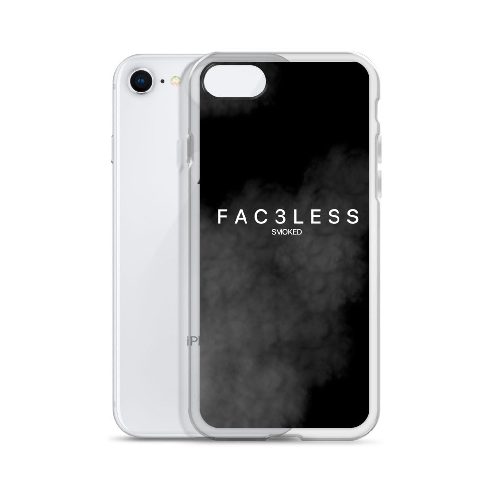 Smoked iPhone Case - FAC3LESS