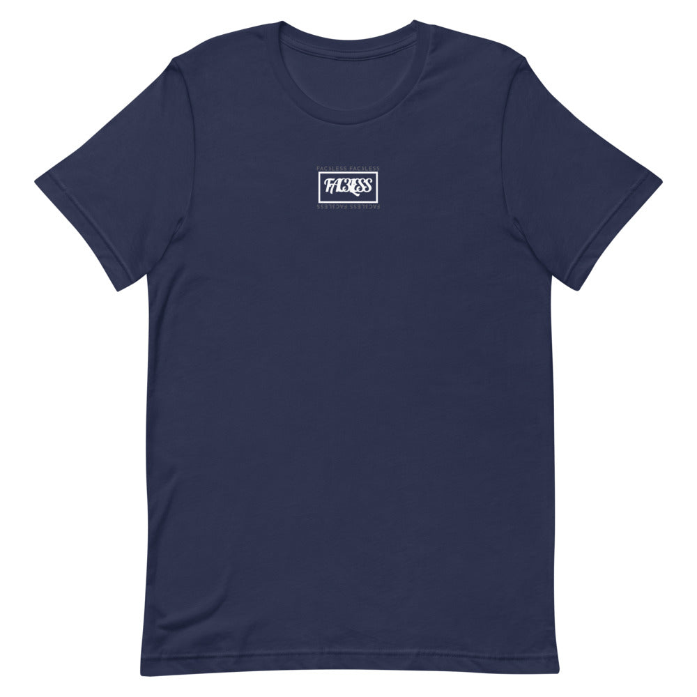 Boxed Short Sleeved Tee - FAC3LESS