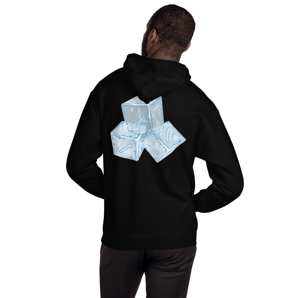 Iced Out Hoodie - FAC3LESS