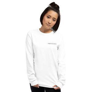 Love Long Sleeve Shirt - FAC3LESS