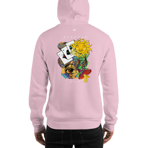 PSYCH3D OUT Hoodie - FAC3LESS