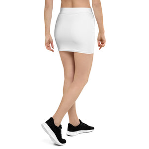 Women's Mini Skirt - FAC3LESS