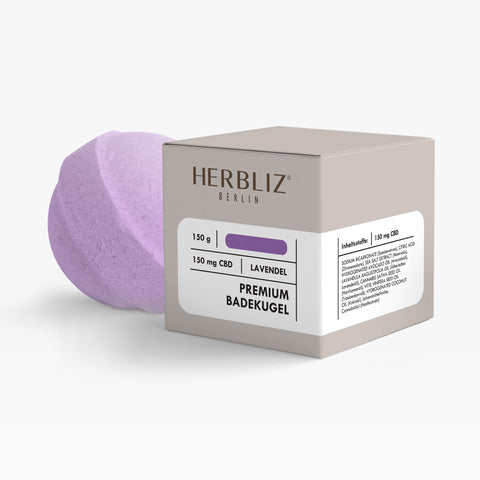 Herbliz - CBD Badekugel - CBDHouse.shop