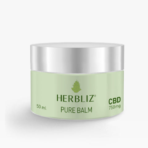 Herbliz - Pure CBD Balm - CBDHouse.shop