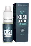 Harmony - O.G. Kush CBD E-Liquid (10ml) - CBDHouse.shop