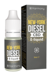 Harmony - New-York Diesel CBD E-Liquid (10ml) - CBDHouse.shop