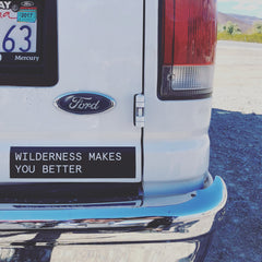 WMYB Bumper Sticker