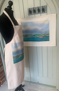 The Harbour Clare Island Apron