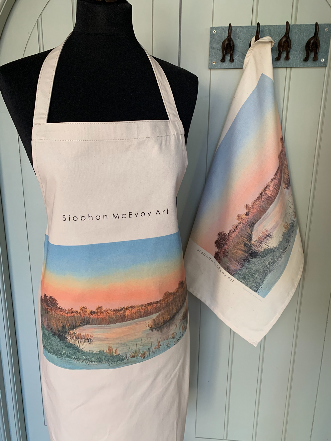 Winter Sky - Norfolk Broads Apron